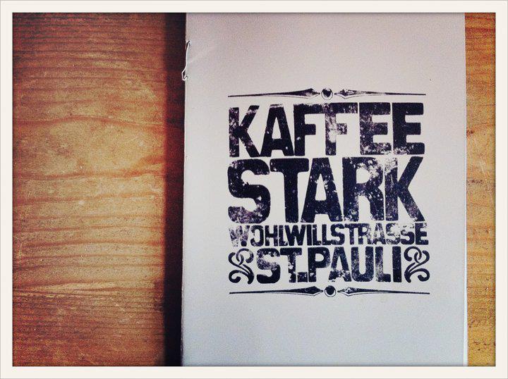 Kaffee Stark Hamburg Cafe St.Pauli