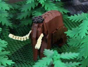 Lego Zeitreise helms lego ausstellung archeologisches Museum Hamburg